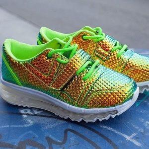 NEW IN BOX aiire sneakers Atlantis shoes YRU nib
